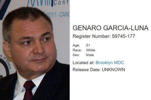 ¿Dónde está preso Genaro García Luna?