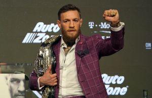 Con la filosofía de Bruce Lee, el peleador Conor McGregor trata de motivar al mundo ante el coronavirus