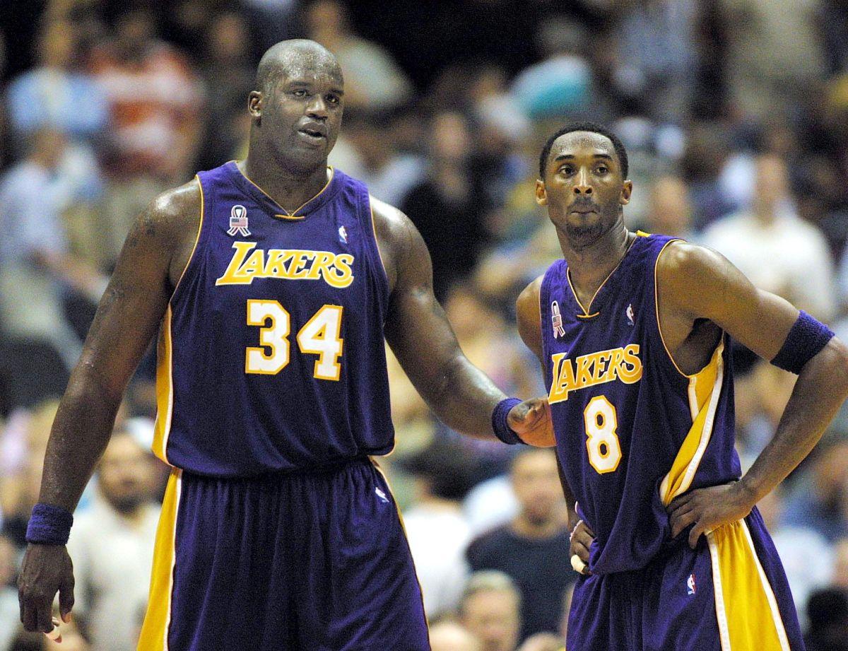 ¡Destrozado! Shaquille O'Neal llora la muerte de Kobe Bryant