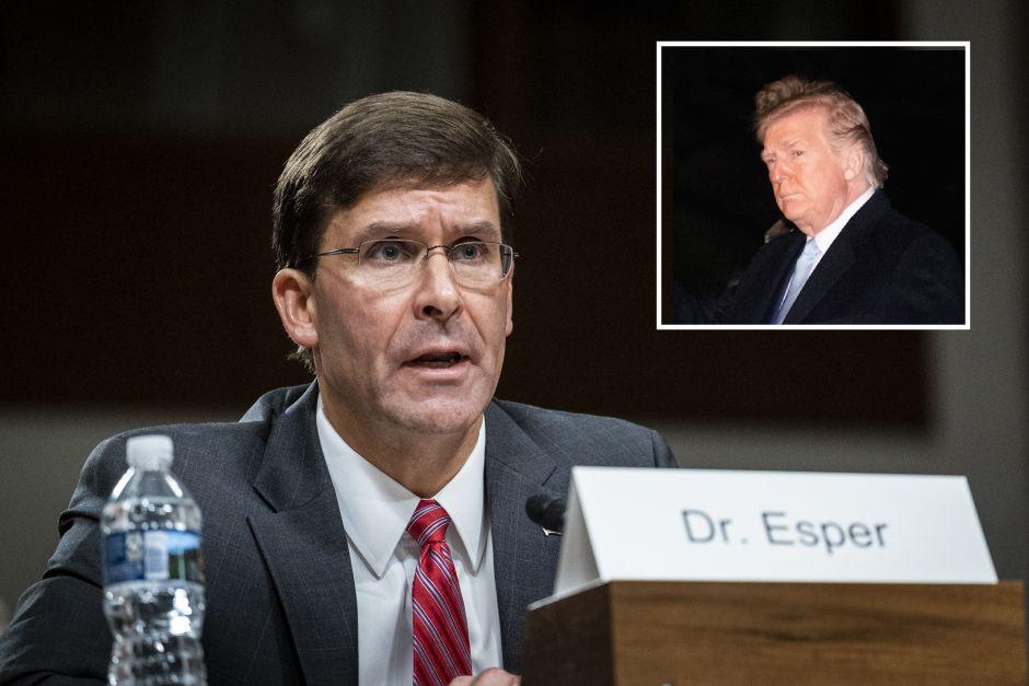 El propio gobierno de Trump contradice las amenazas del presidente contra Irán