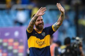 Danielle de Rossi deja Boca Juniors y se retira del futbol por culpa de su exesposa