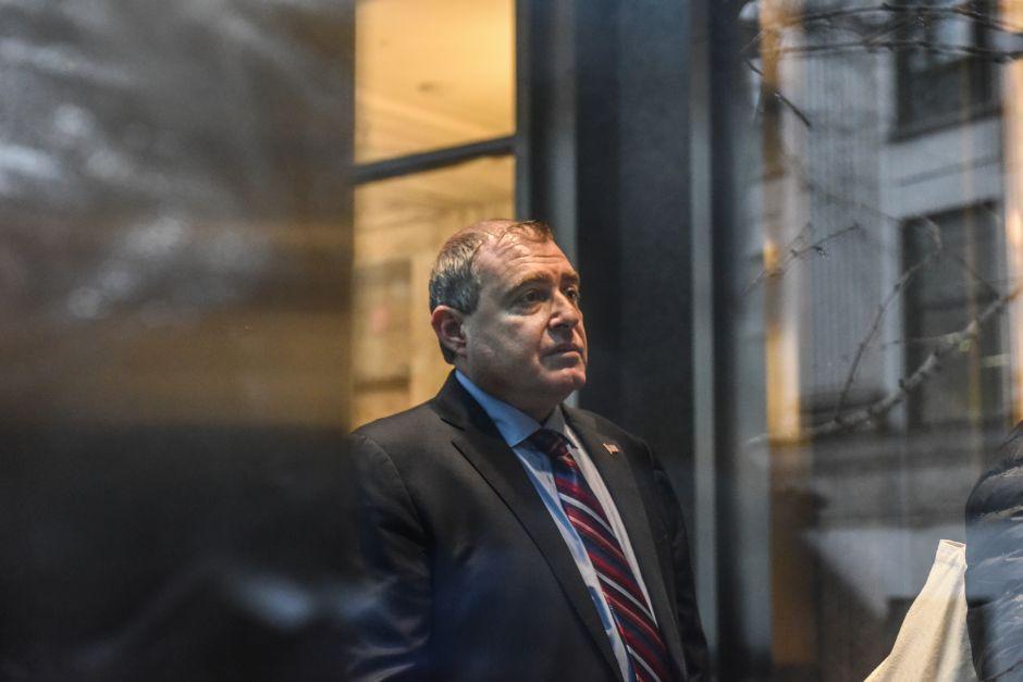 """Lev Parnas: Trump """"sabía exactamente lo que estaba pasando"""" con la campaña de presión de Ucrania"""