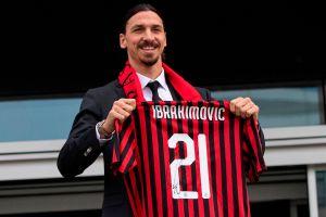 ¡El retorno del Rey! Zlatan Ibrahimovic está listo para debutar con el Milan