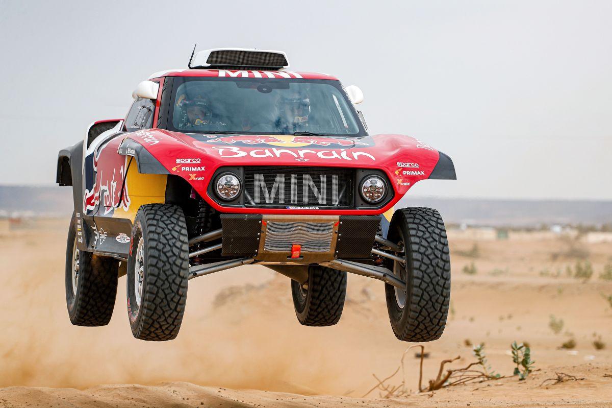 El Rally Dakar es una competencia peligrosa incluso para profesionales.