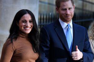 Meghan Markle y el príncipe Harry reaparecen juntos en Miami tras romper con la realeza