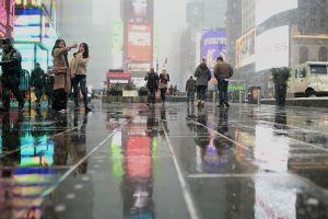 A disfrutar el sol porque se avecina tormenta de nieve que afectará a Nueva York y varios estados del Este