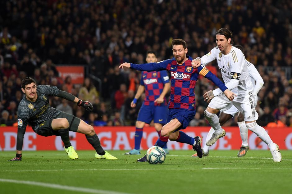 Todo listo: esta es la fecha y hora en que se jugará el clásico Real Madrid vs. Barcelona