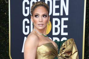 Jennifer Lopez más sexy que nunca en ardiente lencería de animal print