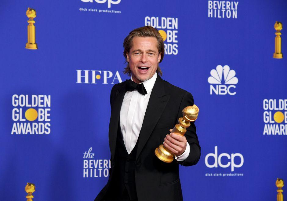 La penosa reacción de Olivia Colman ante los halagos de Brad Pitt