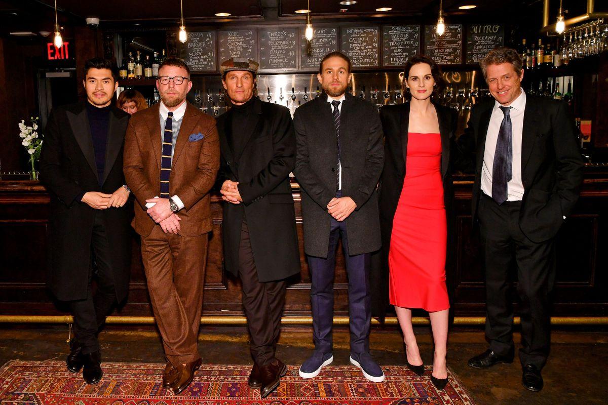 The Gentlemen: Así ven a Guy Ritchie sus actores Hugh Grant, Matthew McConaughey, Charlie Hunnam y más