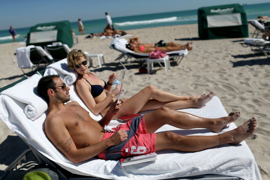 Miami podría registrar las temperaturas más altas de toda la historia