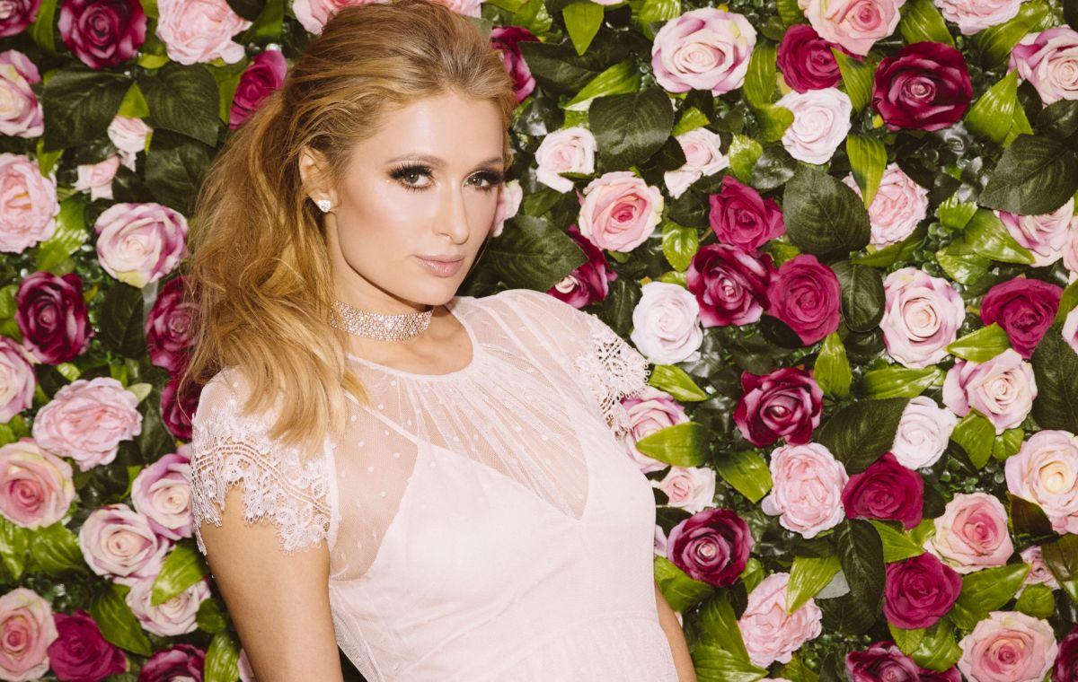 Paris Hilton.