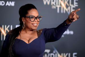 """La sorprendente """"mina de vinos"""" en la mansión de Oprah Winfrey"""