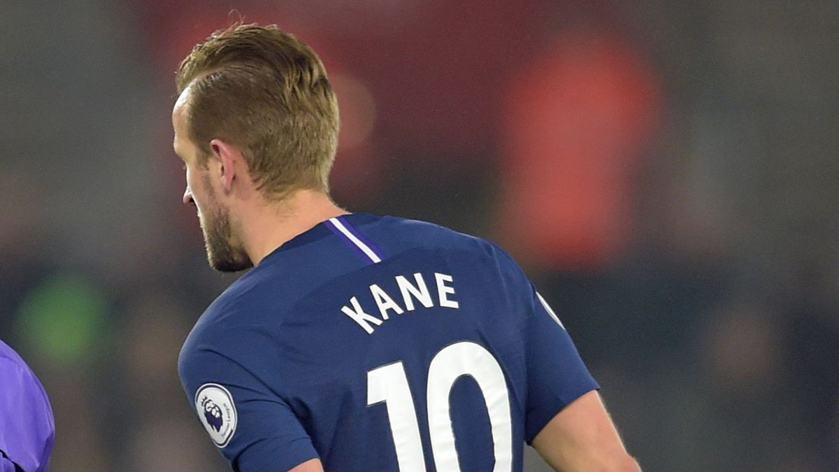 Harryy Kane seguirá en el Tottenham.