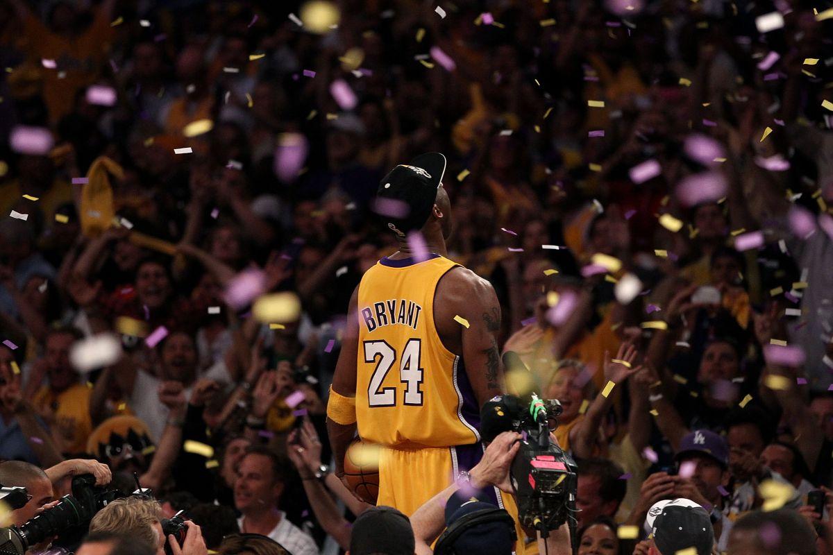 Kobe Bryant será recordado por siempre.