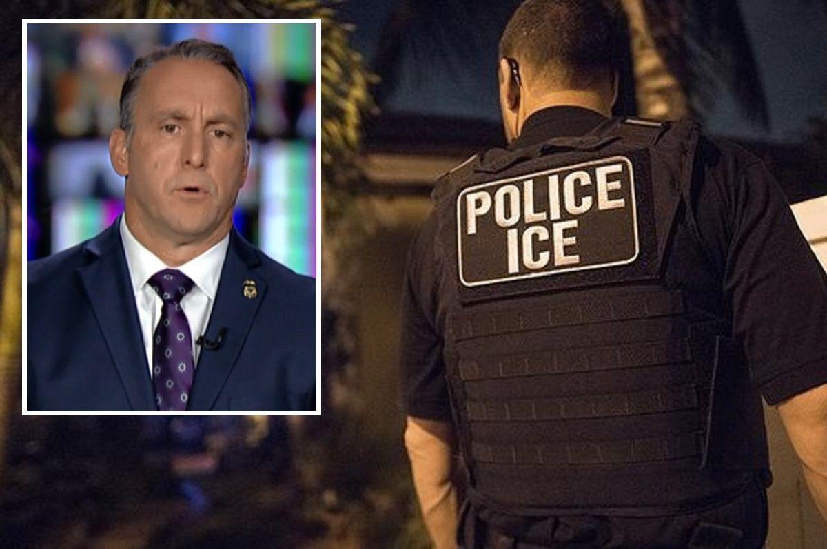 Matthew Albence es director interino de ICE.
