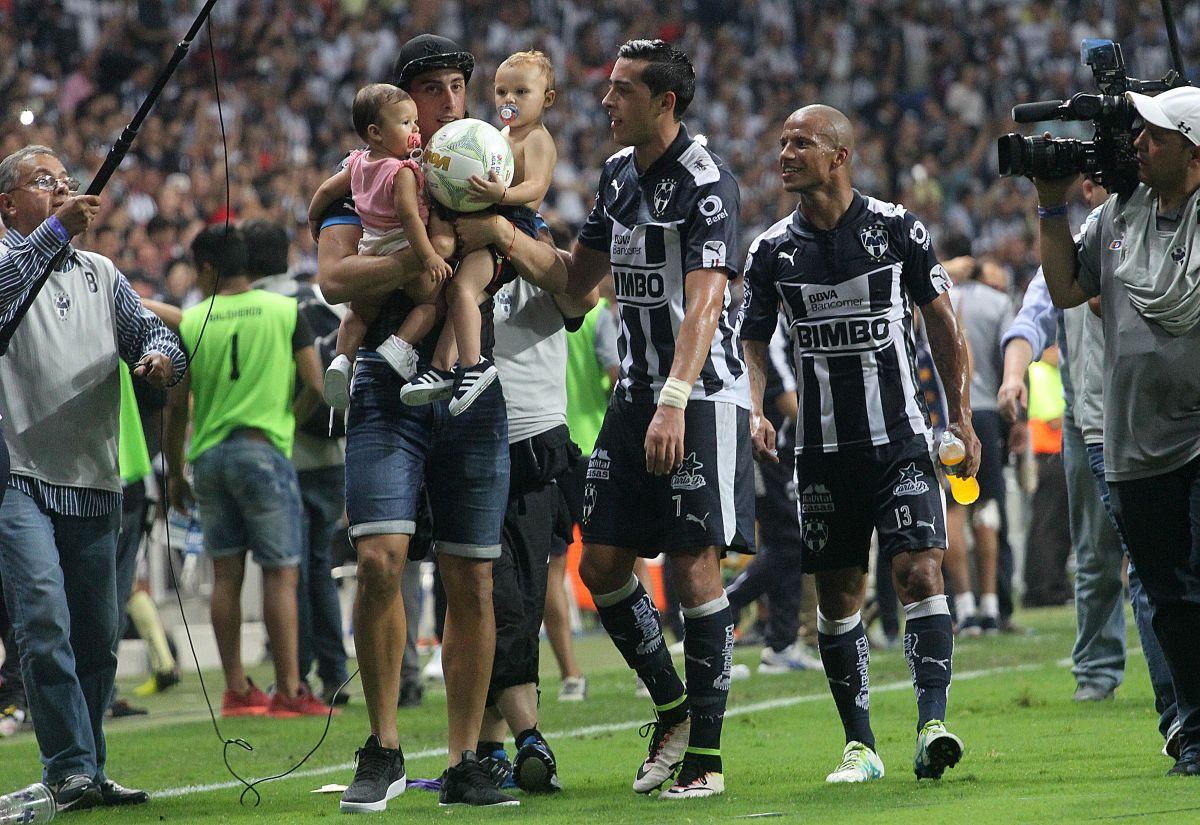 ¡Se vale soñar! Rogelio Funes Mori mantiene la ilusión de jugar con su hermano en Monterrey