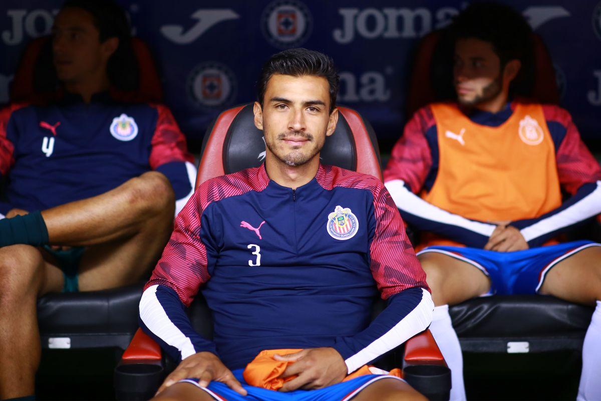 ¡Será un terremoto! Oswaldo Alanís deja a las Chivas para reunirse con Almeyda en la MLS