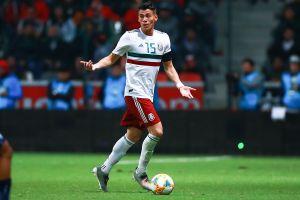 Más vale tarde que nunca: En la AS Roma Héctor Moreno se dio cuenta que no sabía defender