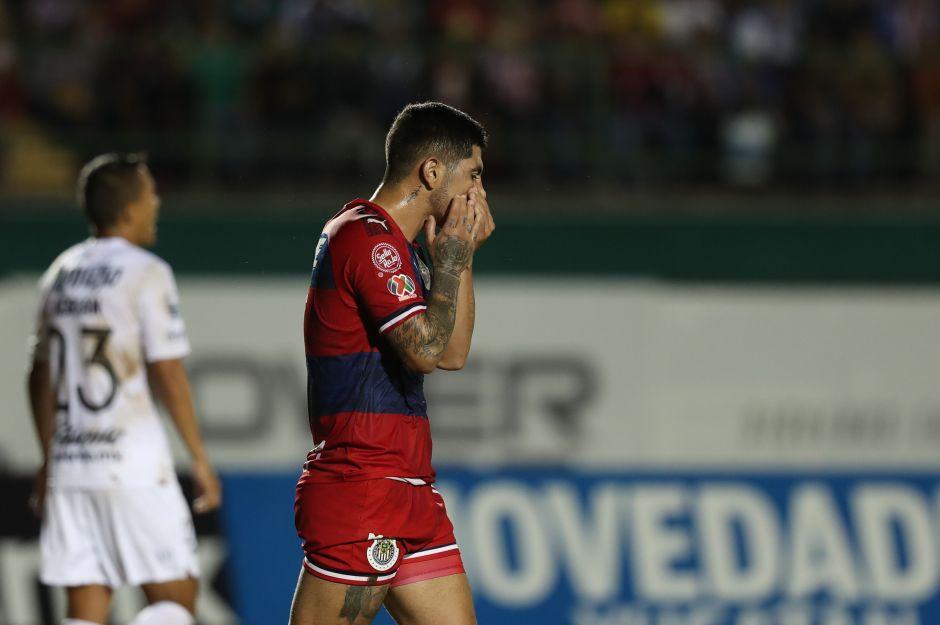 ¡Borran al 'Pocho' Guzmán! La Liga MX ya desapareció de su sitio al jugador, no está ni con Pachuca ni con Chivas