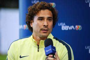 Dice Guillermo Ochoa que el América pelearía puestos de Champions si jugara en España