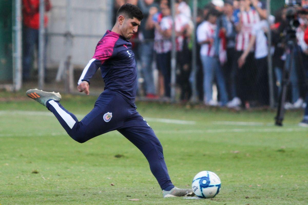 Víctor Díaz: La gente está muy animada, con muchas ganas