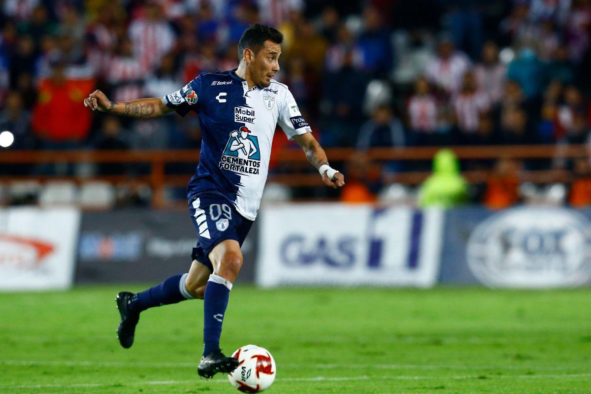 """""""Mi ilusión es terminar mi carrera con la playera del América"""": Rubens Sambueza se quiere retirar en Coapa"""