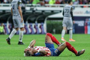 'Chicote' Calderón se fue de fiesta tras perder ante Cruz Azul