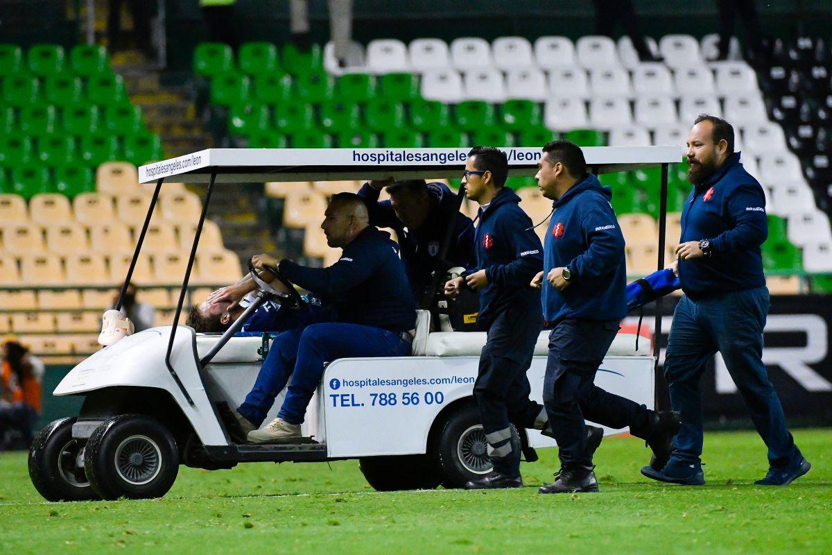 ¡Pizzuto debutó con lesión severa! Pachuca perdió frente al León y a una de sus promesas