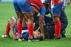 Chivas es una enfermería y confirma otra baja para sus siguientes partidos