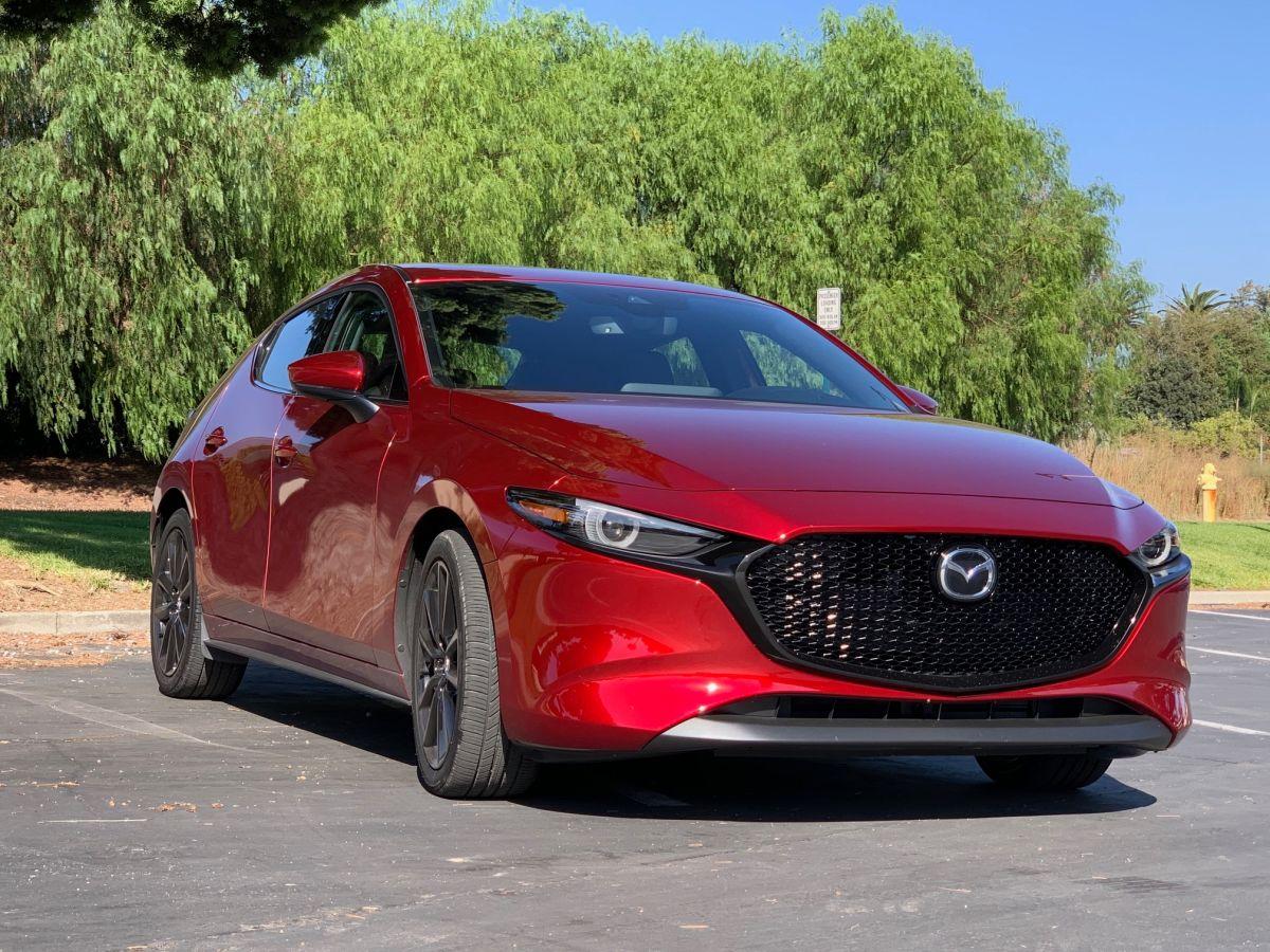 Con el Mazda 3 Hatchback todos ganan