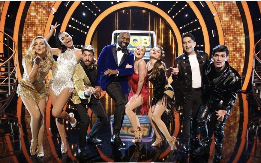 Primera gala de Mira Quién Baila All Stars
