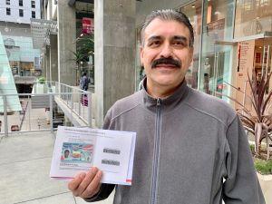 Salvadoreño con TPS y visa U, obtiene residencia de EEUU
