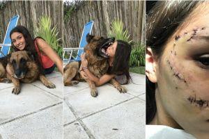 Sesión de fotos con su mascota no termina bien, el resultado te dejará impactado