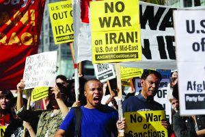 Editorial: No a la guerra