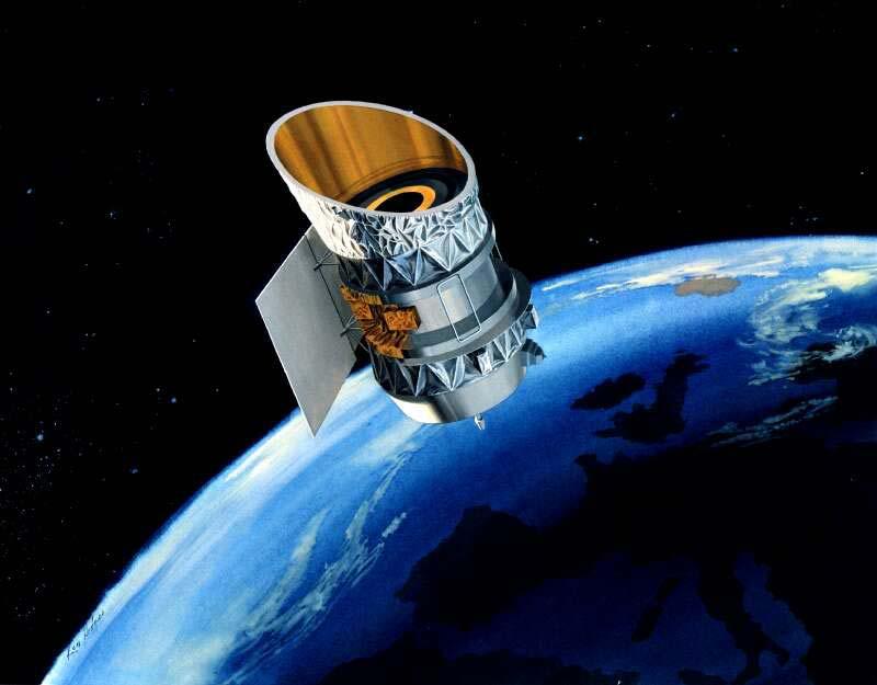 2 satélites evitarán por poco chocar a 32,800 mph sobre Pittsburgh el miércoles