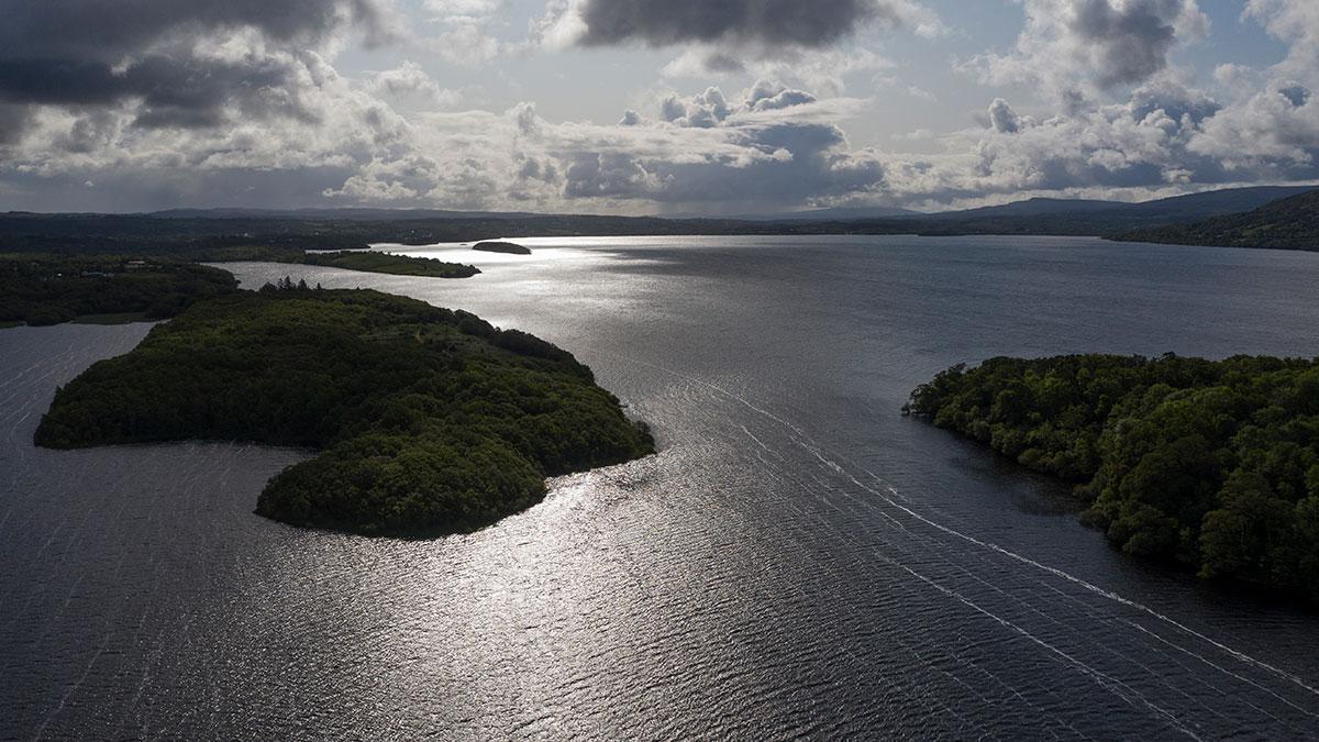 El trabajo se llevará a cabo en una isla de Irlanda.