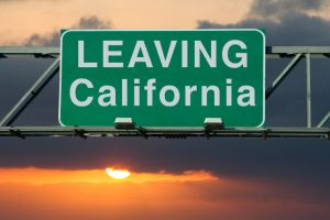 California 'ya no es el Estado Dorado'