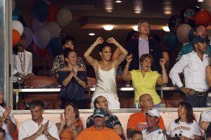 ¡Fans de los deportes! Los equipos a los que apoyan Jennifer Lopezy Shakira