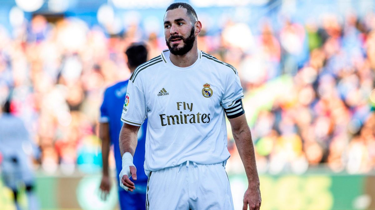 Malas noticias merengues: Fuera Benzema y Bale del Madrid para Supercopa
