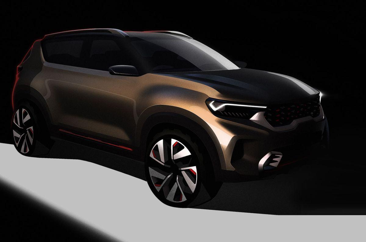 Kia devela un prototipo de su próximo SUV