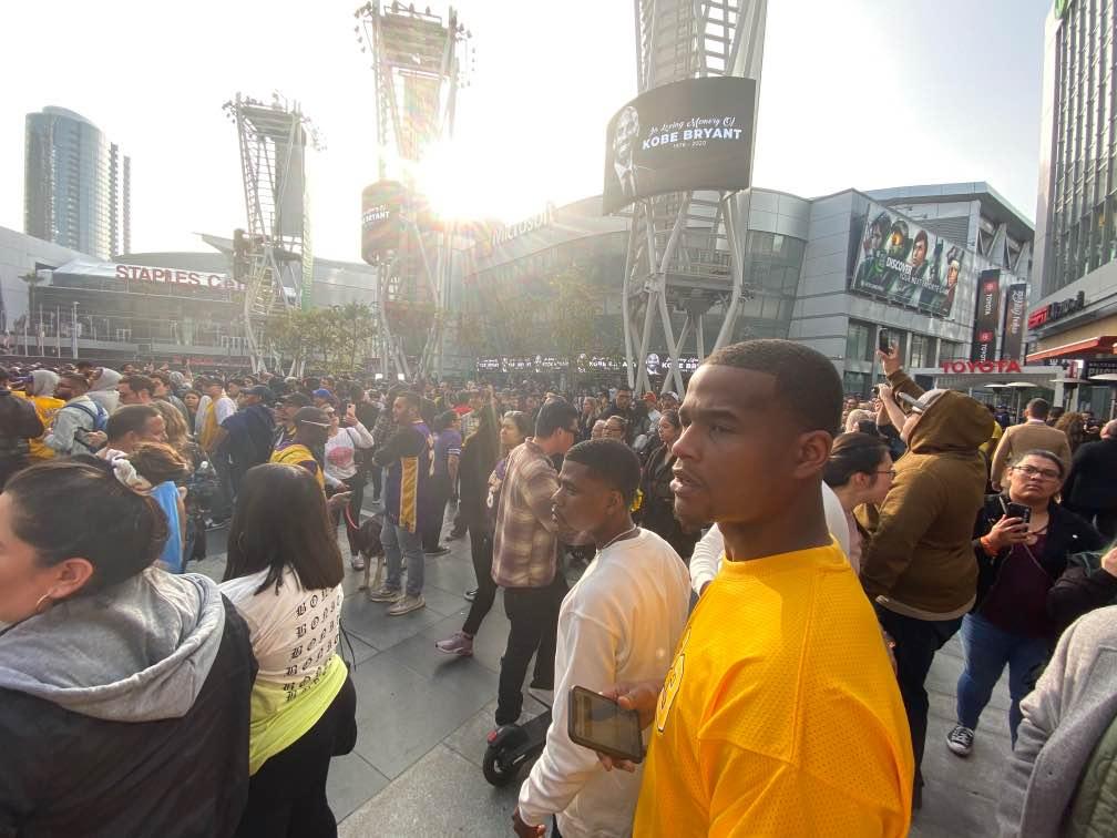 Densa niebla en el área de Los Ángeles: probable causa del accidente en que murió Kobe Bryant