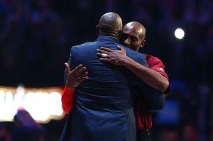 """'Magic' Johnson sobre su amigo Kobe Bryant: """"El Laker más grande de todos los tiempos"""""""
