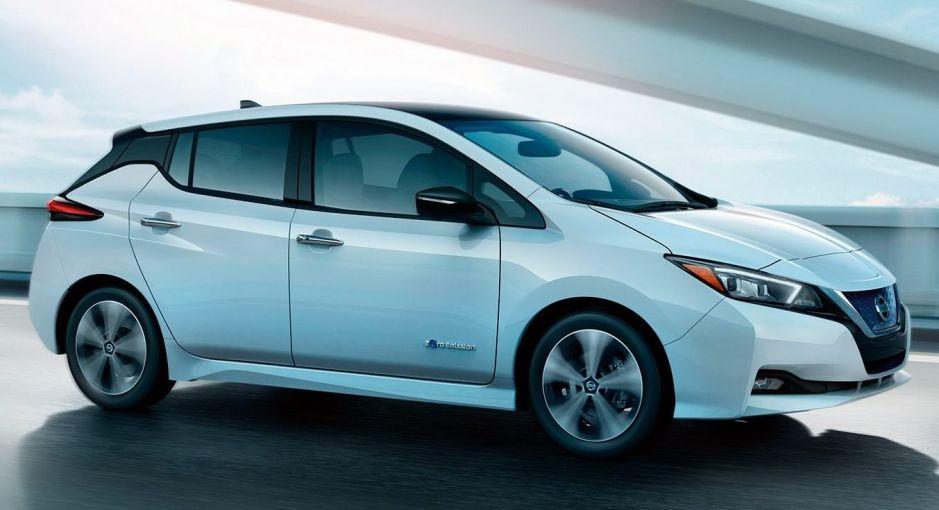 Conoce el nuevo Nissan Leaf, un auto eléctrico de precio accesible
