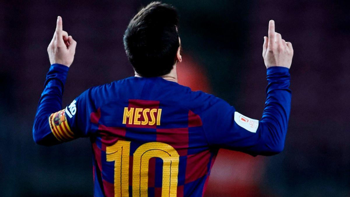 ¡No es de este planeta! Messi llega a 500 victorias con el Barcelona