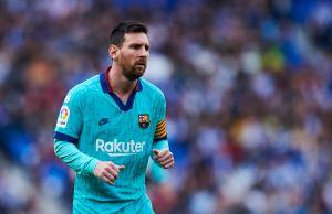Leo Messi cerca de romper también el último récord de Hugo Sánchez en La Liga