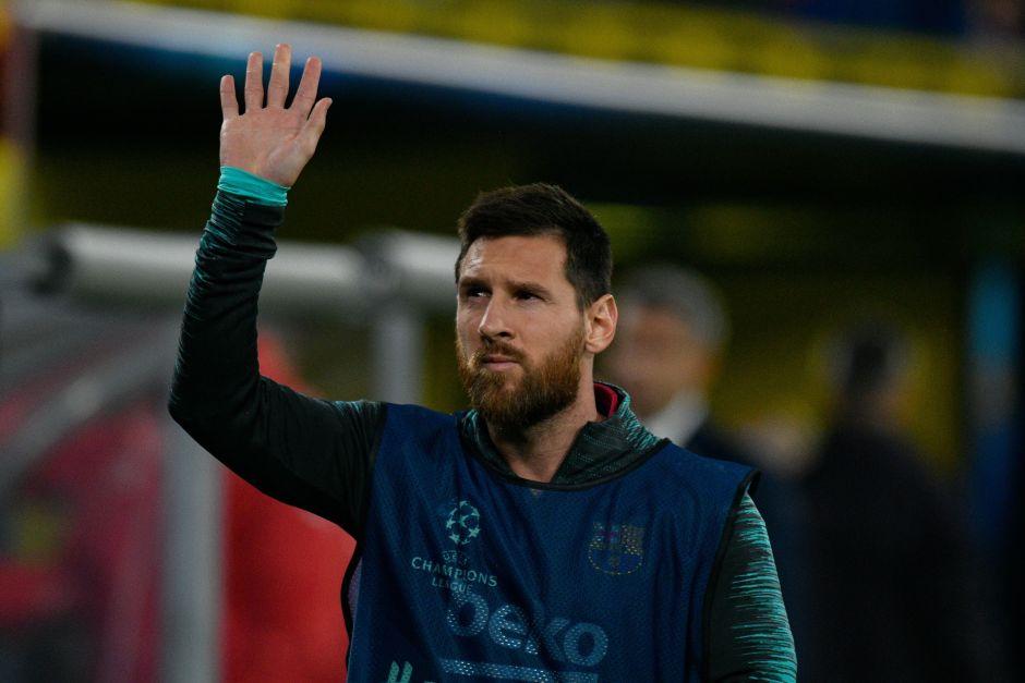 Siempre con clase: la emotiva despedida de Leo Messi para Ernesto Valverde