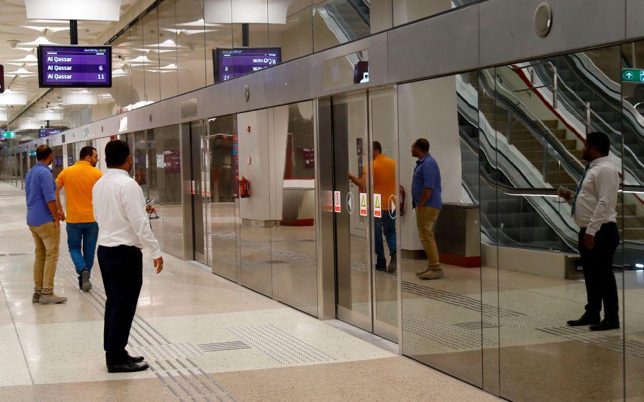 Al Mundial en metro: las 8 sedes de Qatar 2020 estarán conectadas y a menos de una hora