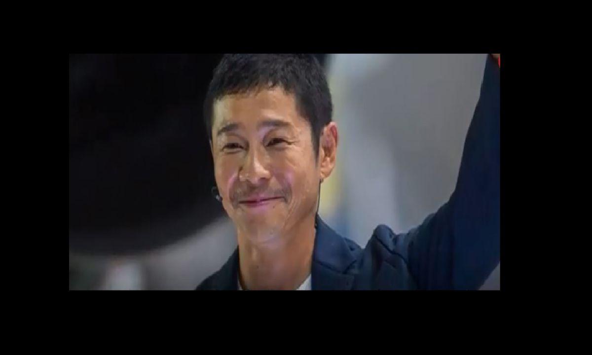 Multimillonario japonés busca novia para que lo acompañe en su viaje a la luna