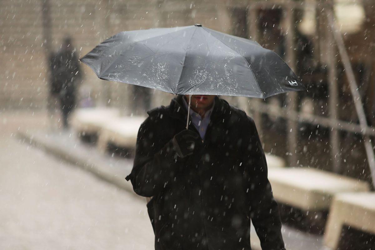 Potente tormenta previa al Día de Acción de Gracias puede traer condiciones peligrosas